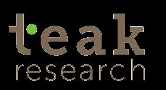 teak research logo