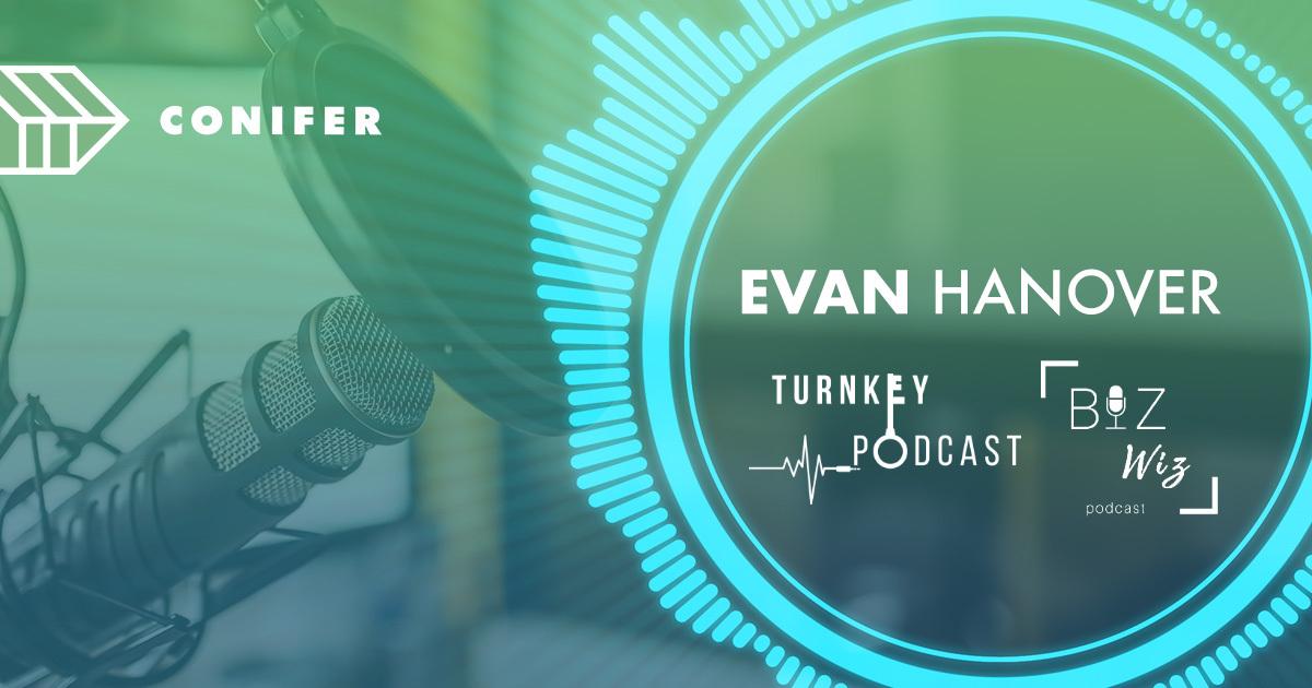 con evan podcast